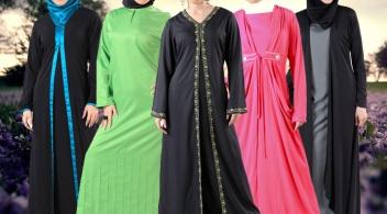 abayas and jilbabs