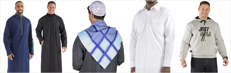 Islamic Fashion for Men