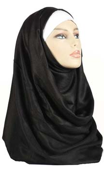 Black Pashmina East Essence