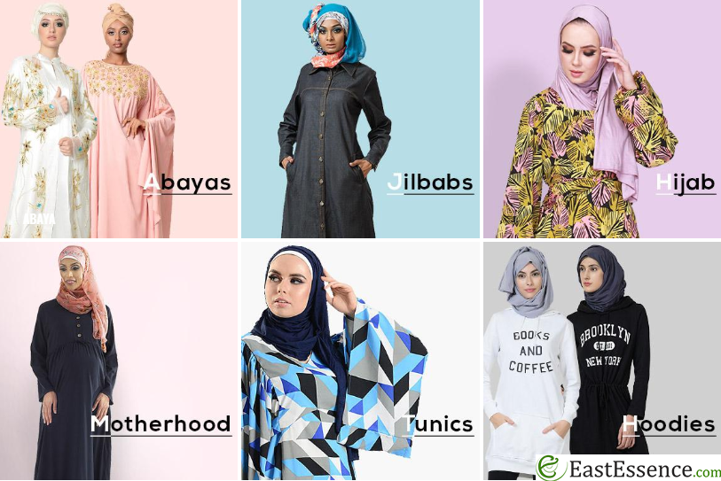 3ecf705cbcc9 Feel Confident and Comfortable with Modest Islamic Dresses ...
